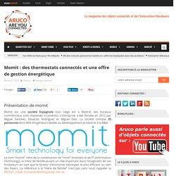 Momit : des thermostats connectés et une offre de gestion énergétique