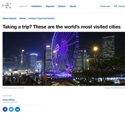 These are the world's most visited cities