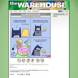theWAREHOUSE web comic - Pale Moon