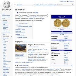 Théodebert Ier (534-548)