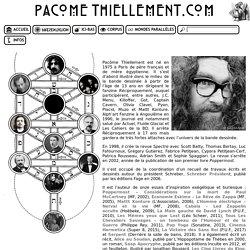 Pacôme Thiellement - Présentation