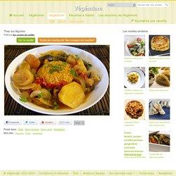 Thiep aux légumes - Végémiam