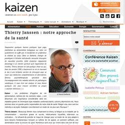 Thierry Janssen : changer notre approche de la santé