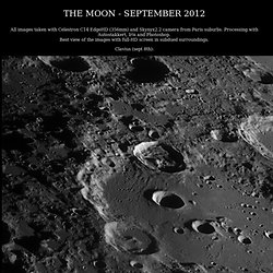 Thierry Legault -The Moon - september 2012