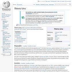 Thierry Lévy