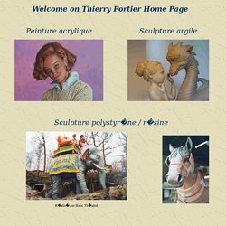 Thierry Portier Home Page