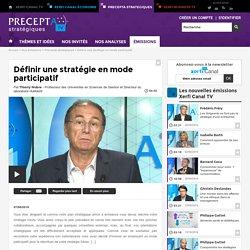 Thierry Nobre, HuManiS - Définir une stratégie en mode participatif