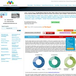 Thin Wafer Market by Wafer - 2022