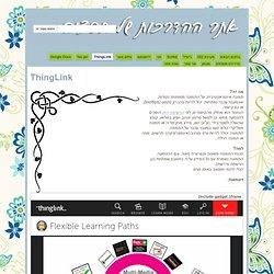 ThingLink - אתר ההדרכות של חפציה