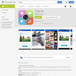 ThingLink - App Android su Google Play