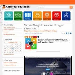 Carrefour éducation (Québec) - Thinglink: Création d'images interactives (formation)