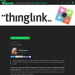 Thinglink - Padagogie