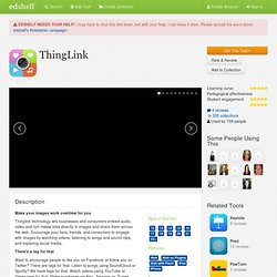 ThingLink Reviews