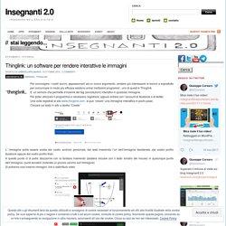 Thinglink: un software per rendere interattive le immagini