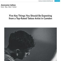 Tattoo studio candem