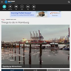 Things to do in Hamburg: Germany City Guide by 10Best