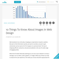 10 Things To Know About Images In Web Design