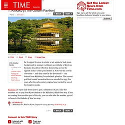Kyoto: 10 Things to Do — 1. Kinkaku-ji (The Golden Pavilion)