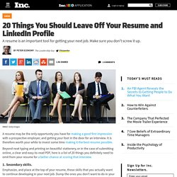20-things-you-should-leave-off-your-resume-and-your-linkedin-account