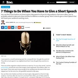 7-things-to-do-when-you-have-to-give-a-short-speech