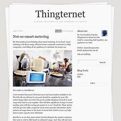 Thingternet