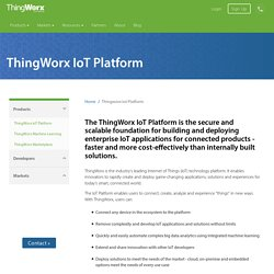 ThingWorx IoT Platform