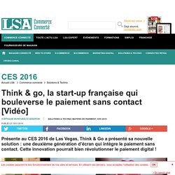 Think & go, la start-up française qui...