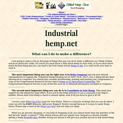 Think You Know Everything About Hemp?