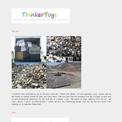 ThinkerToys : Converting eWaste into educational fun toys, openTOYS