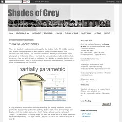 Shades of Grey: THINKING ABOUT DOORS