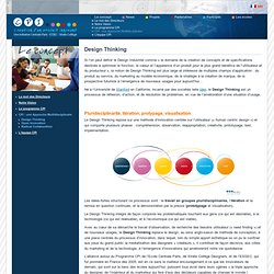Design Thinking - CPi - ESSEC, Centrale Paris, Strate College