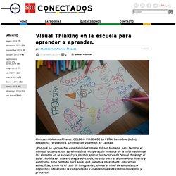 Visual Thinking en la escuela para aprender a aprender.