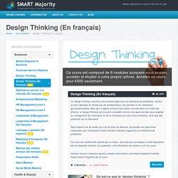 Design Thinking (En français)