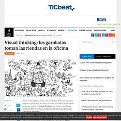 Visual thinking: los garabatos toman las riendas en la oficina