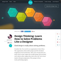 Design Thinking: Learn How to Solve Problems Like a Designer