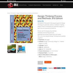 Design Thinking Process and Methods 3rd Edition - dcc-edu