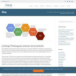 Le Design Thinking pour redonner de la créativité - ilem - Genève - Lausanne - Suisse - Maroc - France