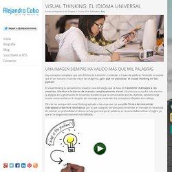 Visual thinking: el idioma universal - Alejandro Cobo