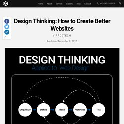 Design Thinking: How to Create Better Websites
