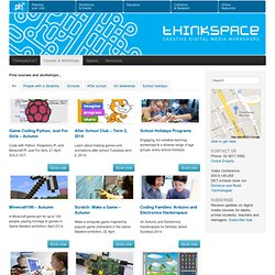 Thinkspace - Open access