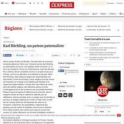 Thionville : Karl Röchling, un patron paternaliste