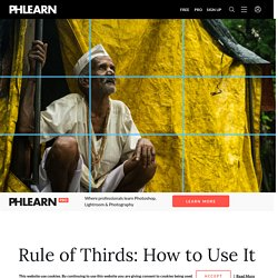 Rule of Thirds in Photography [4 Tips for Mastery]