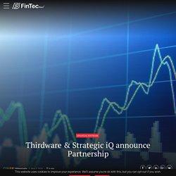 Thirdware & Strategic IQ Announce Partnership