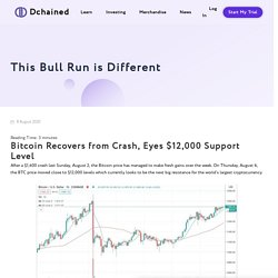 This Bull Run is Different - Dchained
