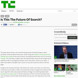 Is This The Future Of Search?