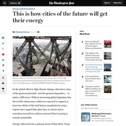 This is how cities of the future will get their energy