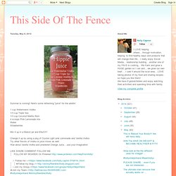 This Side Of The Fence