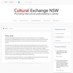 Cultural Exchange