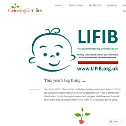 This year's big thing….. – Growing Families