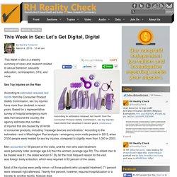 This Week in Sex: Let's Get Digital, Digital